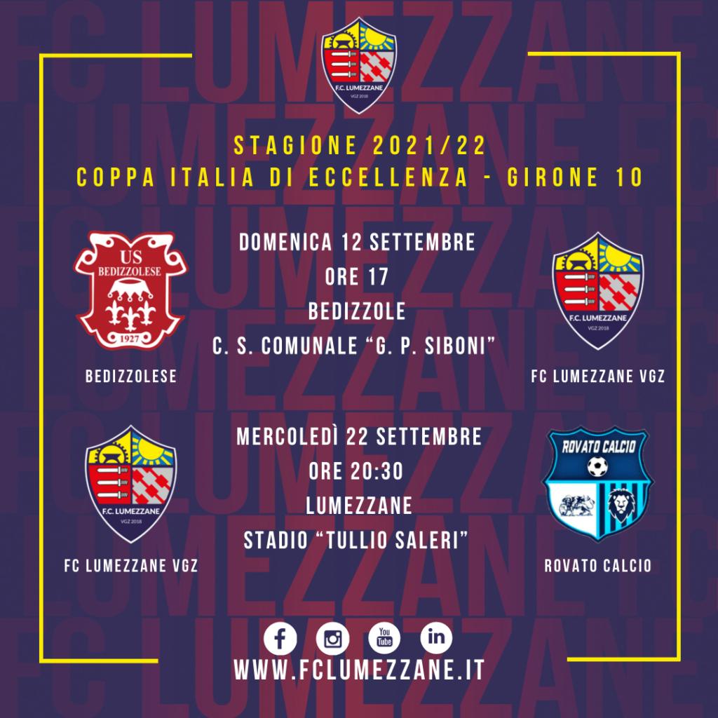Coppa Italia Eccellenza 21-22