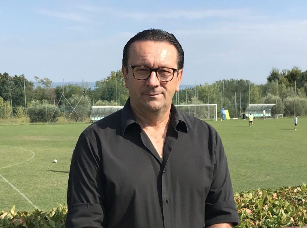 Tiziano Ghidoni dirigente Lumezzane