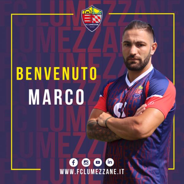 Comunicato Ufficiale: Marco Tognoni è Un Nuovo Giocatore Rossoblù