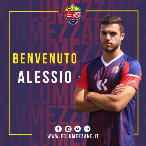 Comunicato Ufficiale: Alessio Beu è Un Nuovo Giocatore Rossoblù