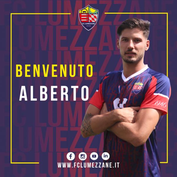Comunicato Ufficiale: Alberto Torelli è Un Nuovo Giocatore Rossoblù