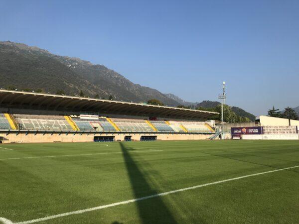 """Stagione 2021/22: Le Modalità Di Accesso Allo Stadio """"Tullio Saleri"""""""