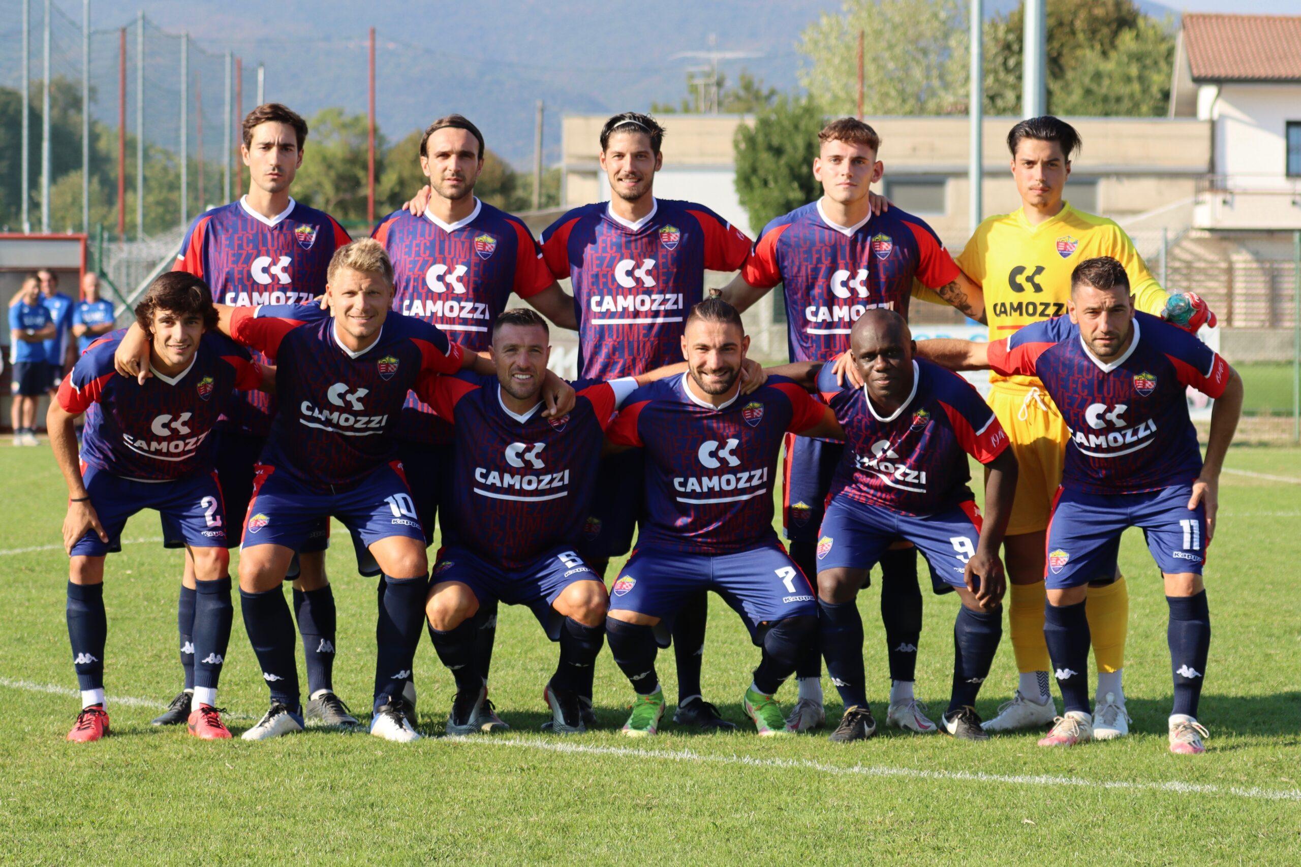 Coppa Italia | (4-9-21) | Bedizzolese – LUMEZZANE 2-2