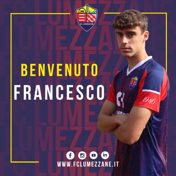 Comunicato Ufficiale: Francesco Marzocchi è Un Nuovo Giocatore Rossoblù
