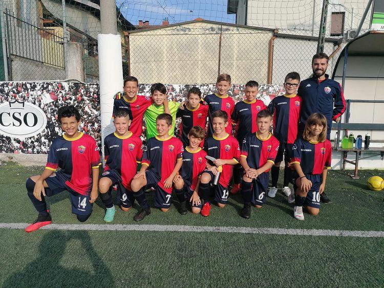 Settore Giovanile: 2010 E 2011 Protagonisti Al Torneo Di Borgosotto