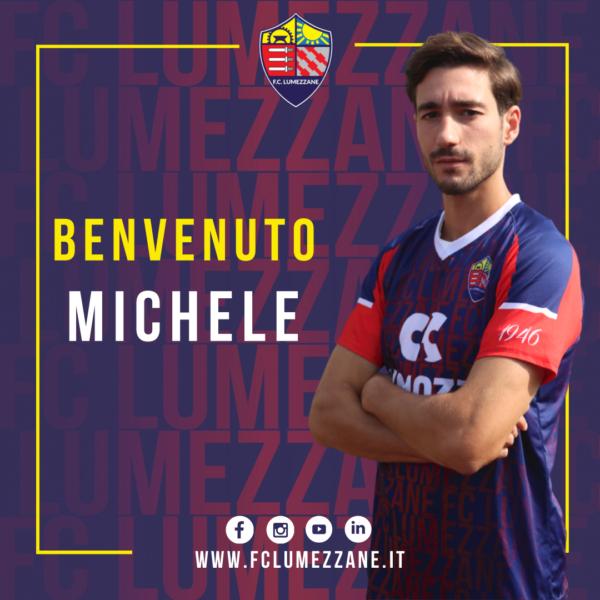 Comunicato Ufficiale: Michele Troiani è Un Nuovo Giocatore Rossoblù